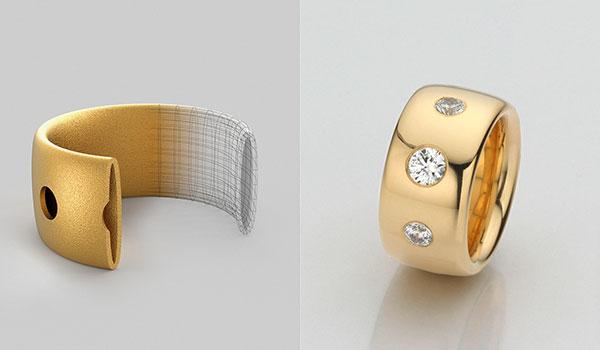 Hohler Ring