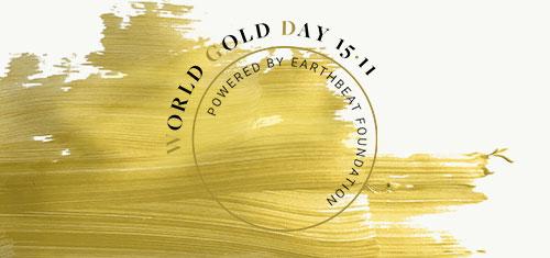 World Gold Day Logo