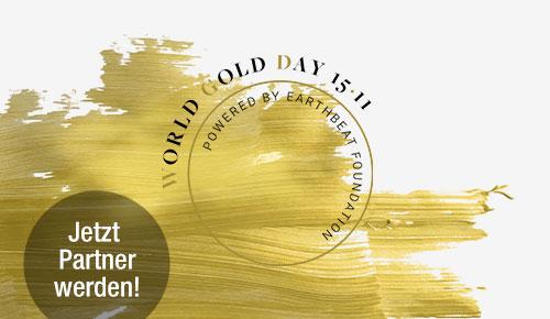 World Gold Day – Jetzt Partner werden!