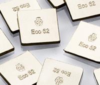 [Translate to Englisch:] Legierungsblättchen Eco 52