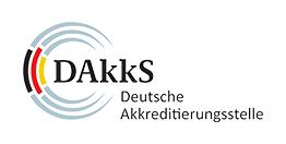 Zertifikat der deutschen Akkreditierungsstelle DAkkS
