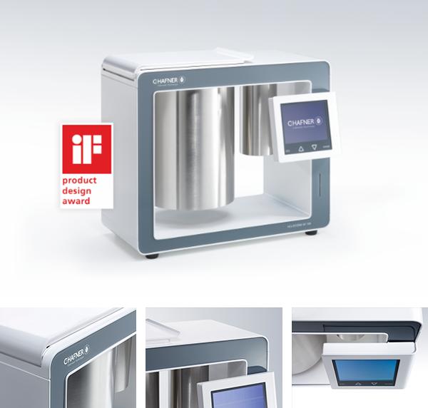 Gerät Helioform HF 700 für Galvanoforming